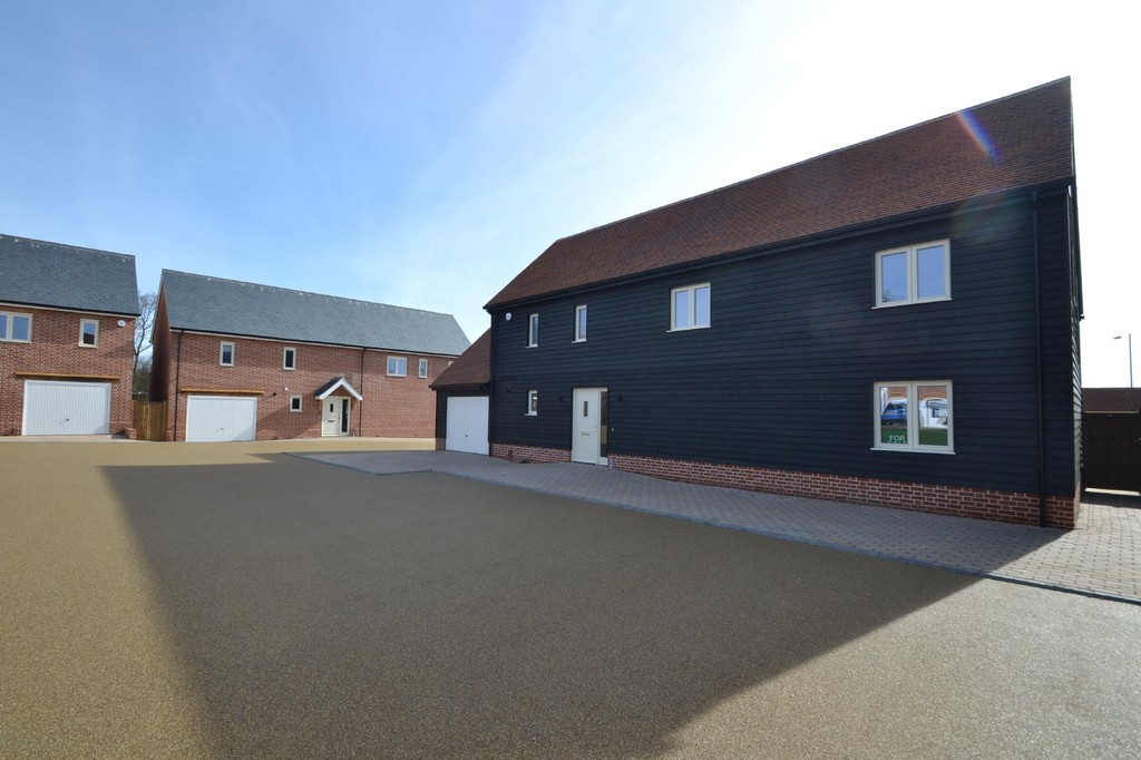 Plot Seven, The Stables