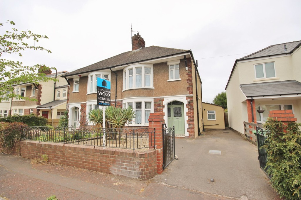 Athelstan Road, Whitchurch, Cardiff, CF14 2EP