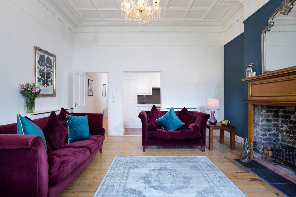 2 bedroom               ground floor flat               for rent in jesmond