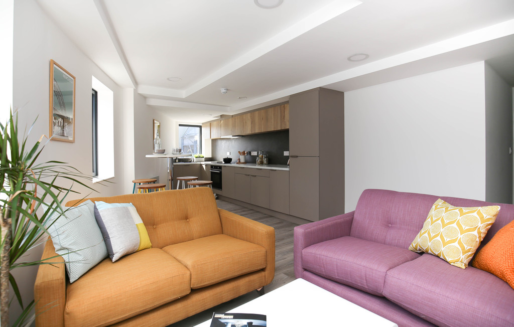 4 bedroomstudent                cluster apartment               for rent in st james street