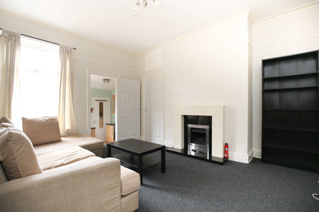 2 bedroom										               		upper flat               		for rent in heaton