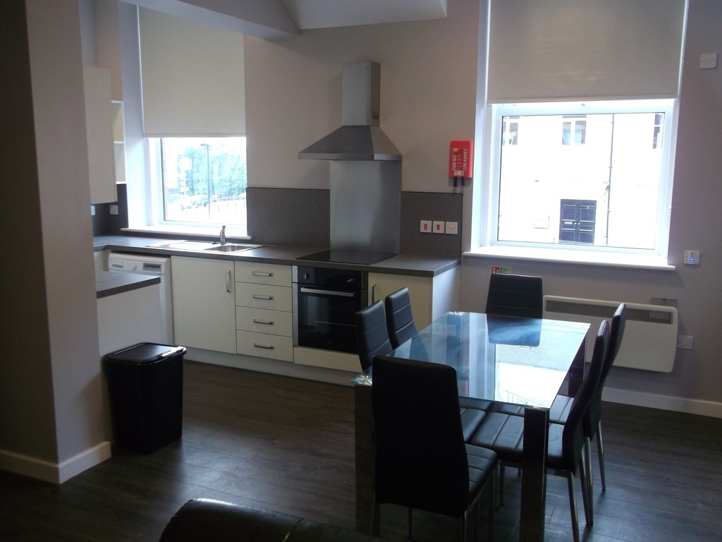 1 bedroom											student 					               		apartment               		for rent in st james street
