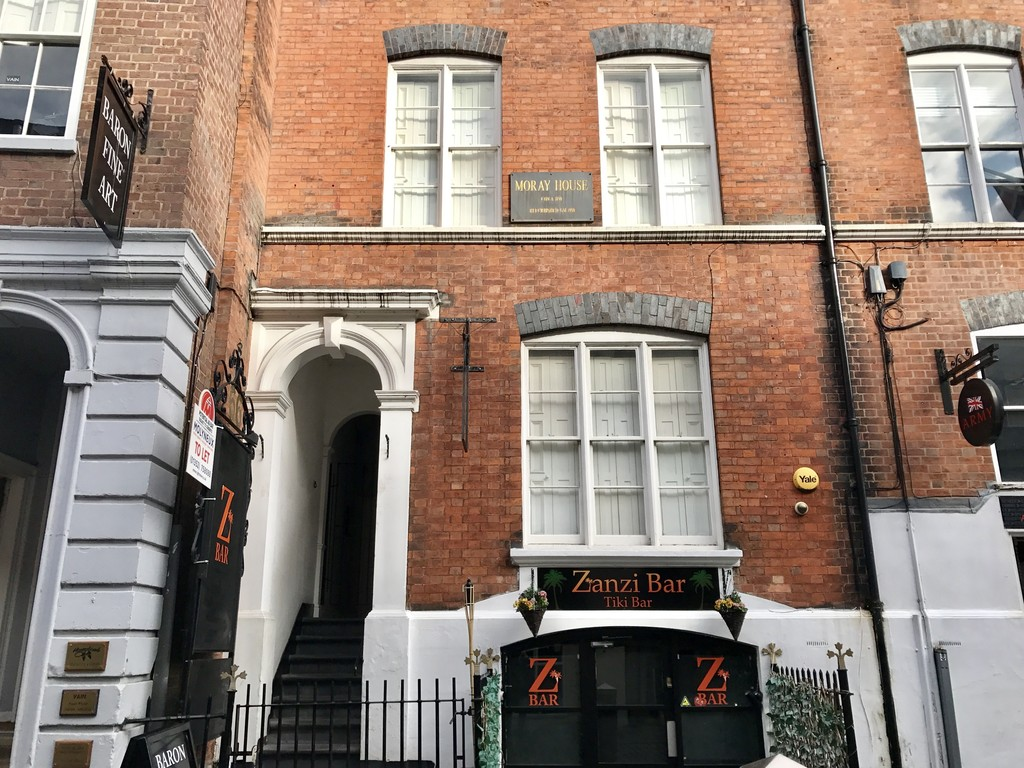 Moray House, 66 Watergate Street, Chester