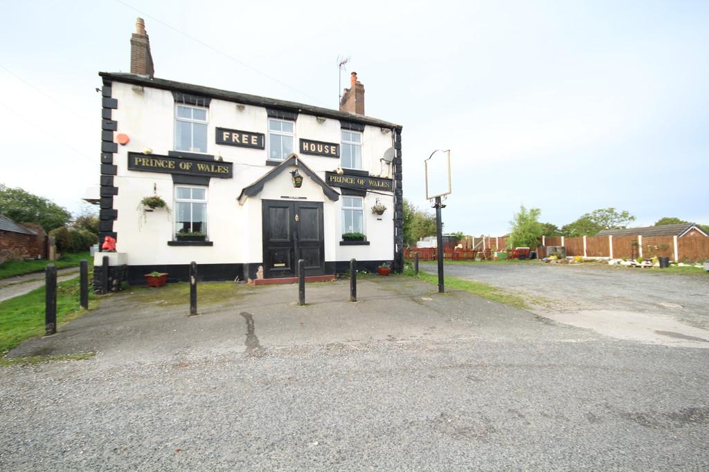The Prince of Wales Inn , Oak Villas, Leeswood