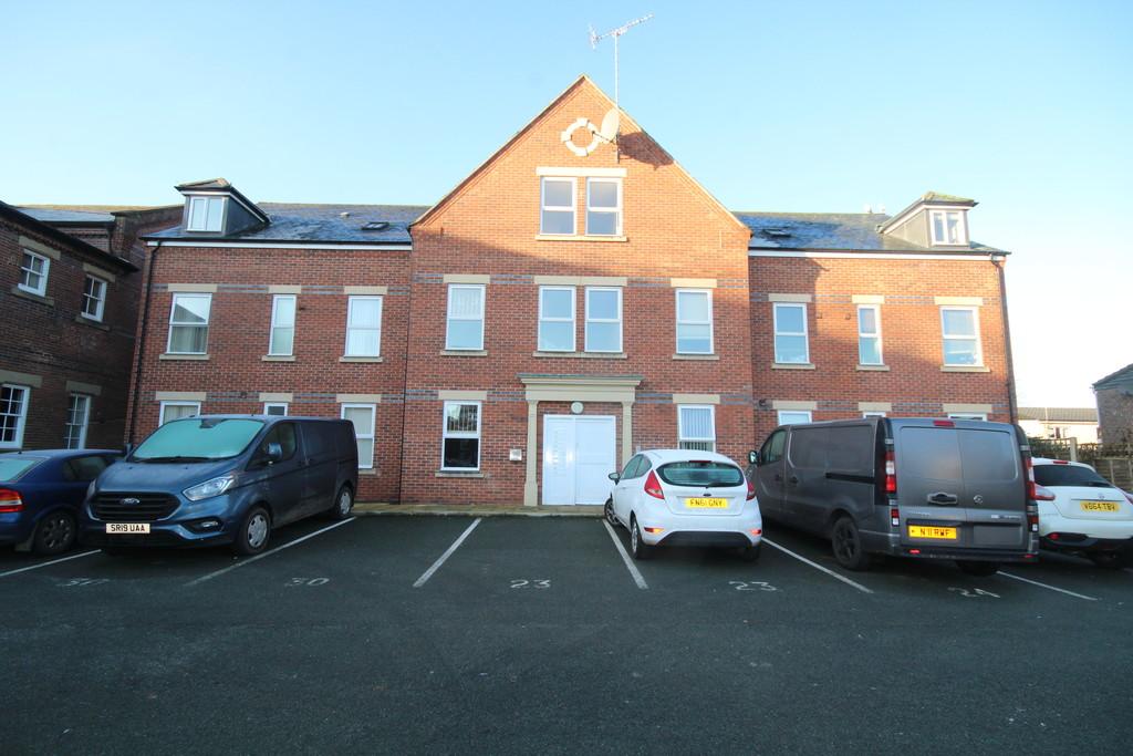 Hedd Wyn Apartments, Wrexham