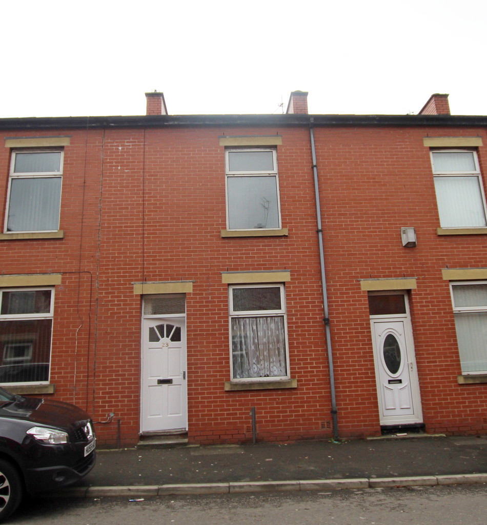 2 bedroom mid terraced house To Let in Blackburn - Main Image.