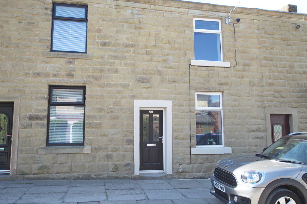 3 bedroom mid terraced house References Pending in Accrington - photograph 1.