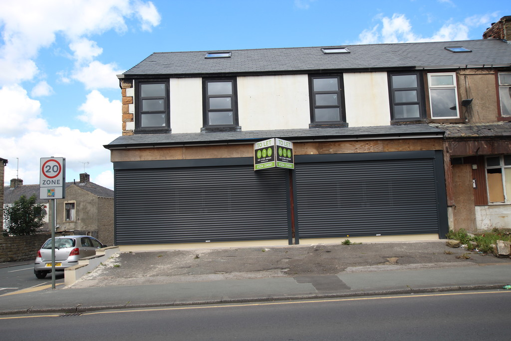 Building Plot / Land To Let in Accrington - Main Image.