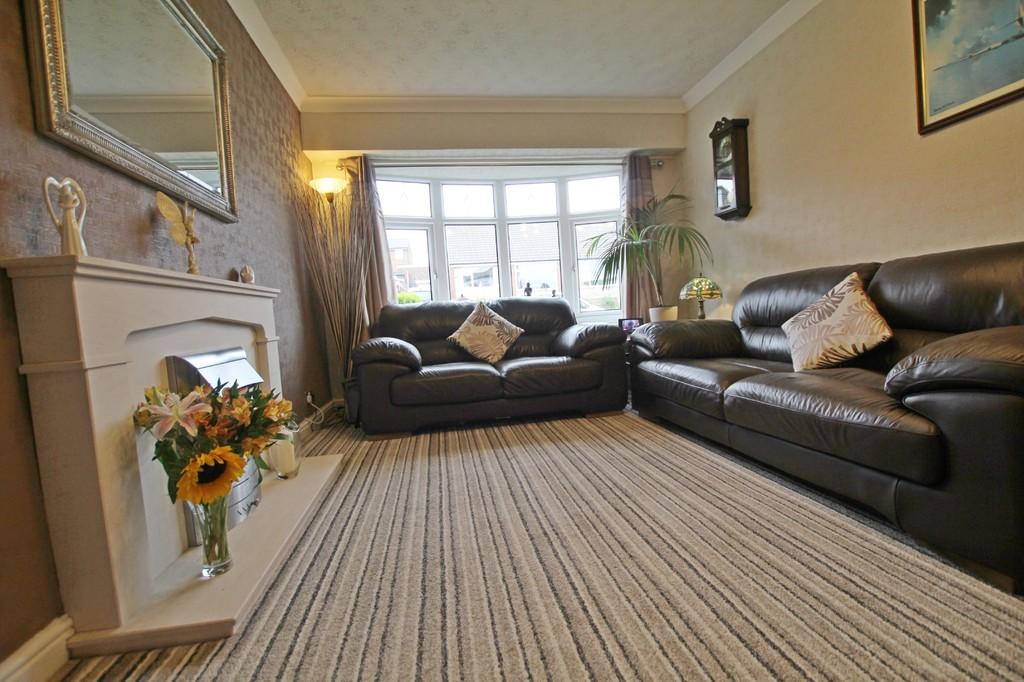 3 bedroom semi-detached bungalow bungalow For Sale in Accrington - photograph 2.