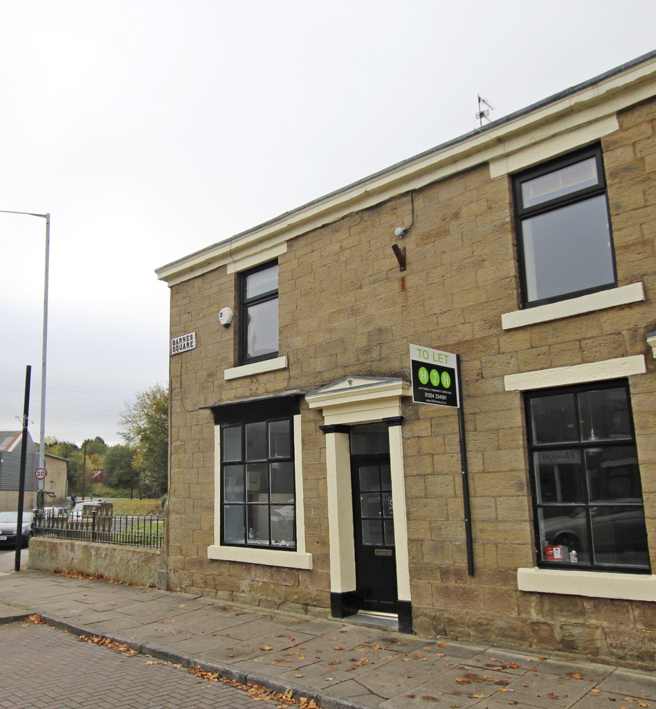 1 bedroom flat Let Agreed in Accrington - Main Image.