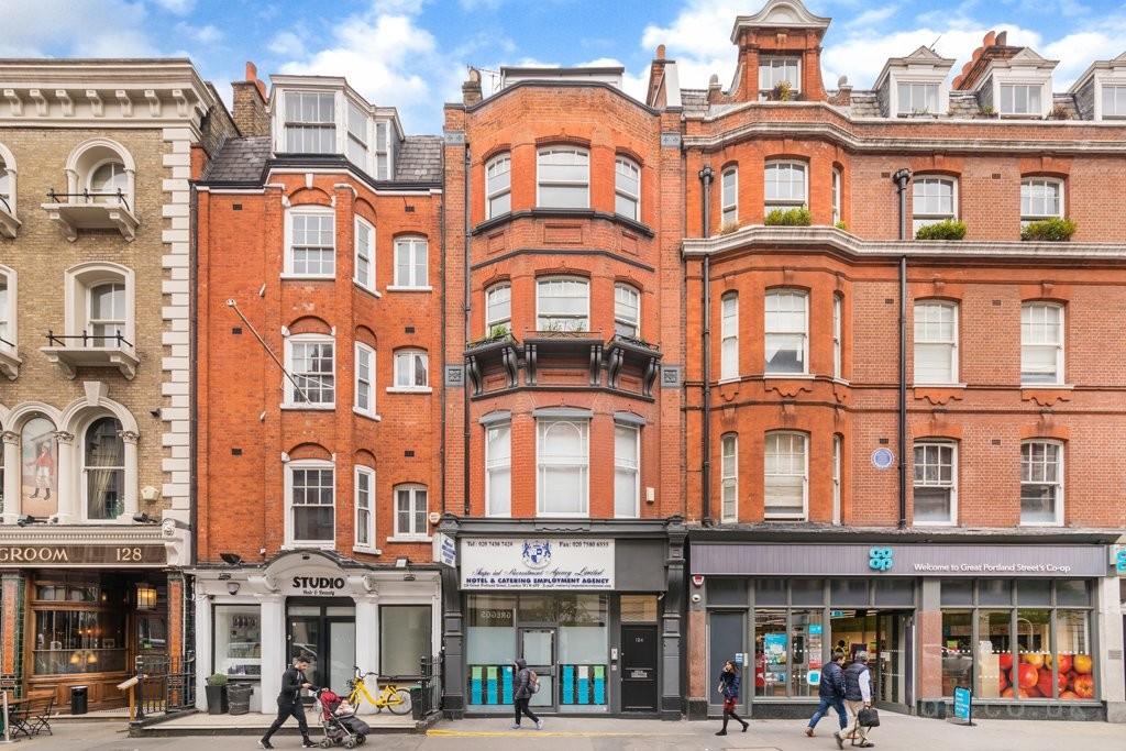 Great Portland Street, London