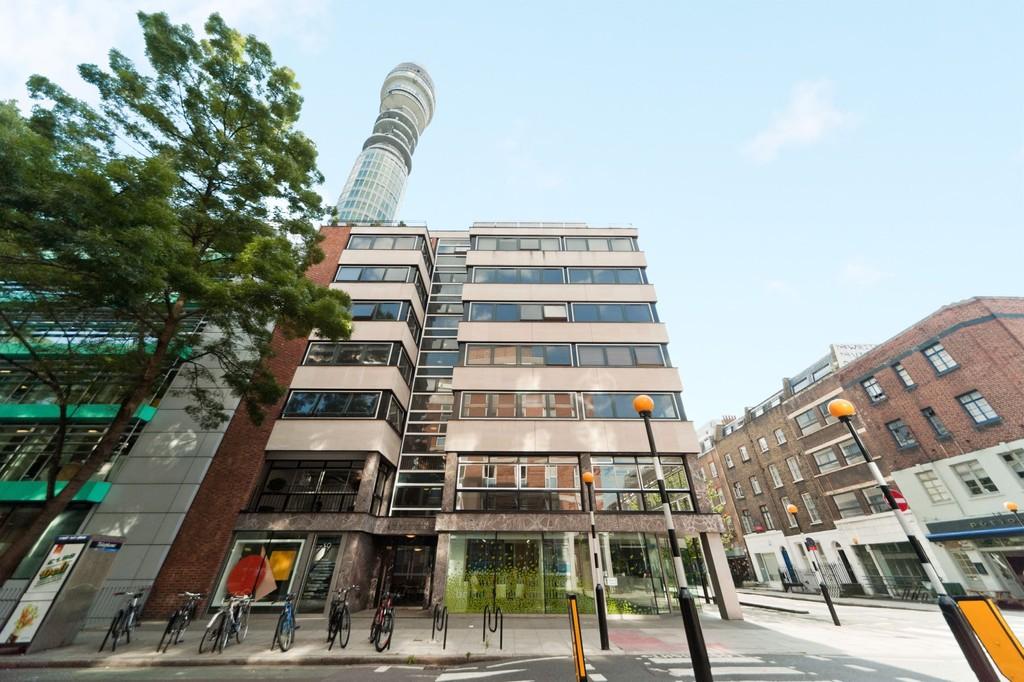 Fitzroy Street, Fitzrovia, London