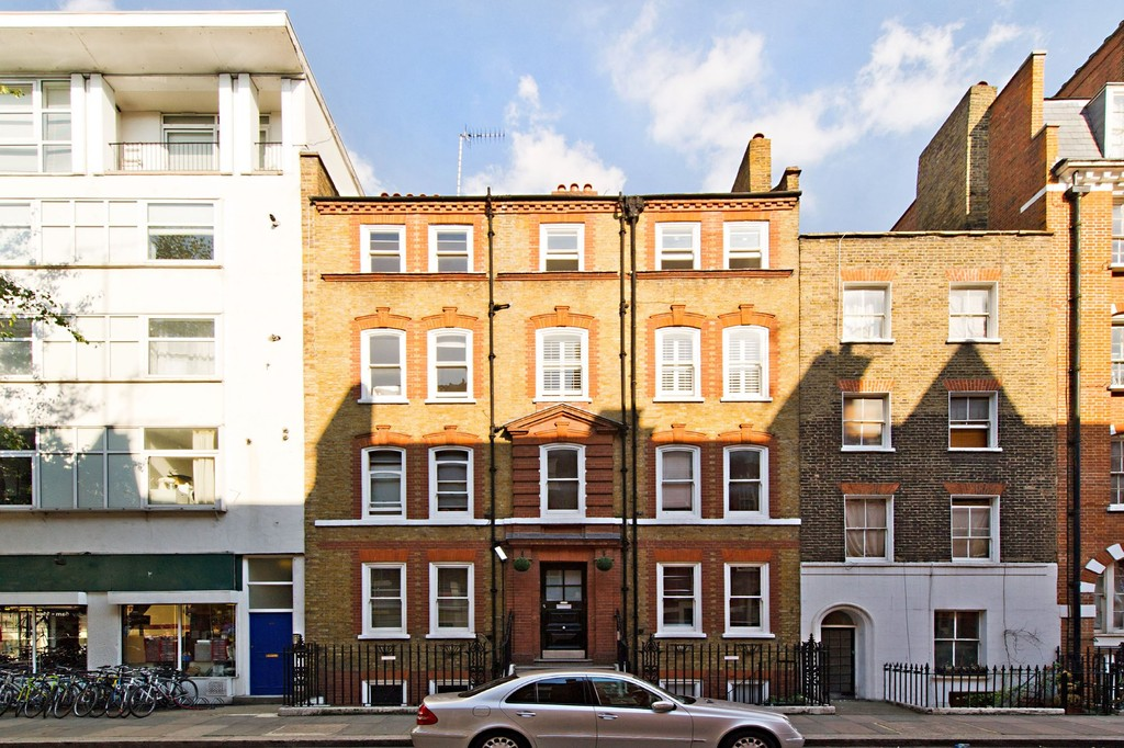 Hanson Street, Fitzrovia, London