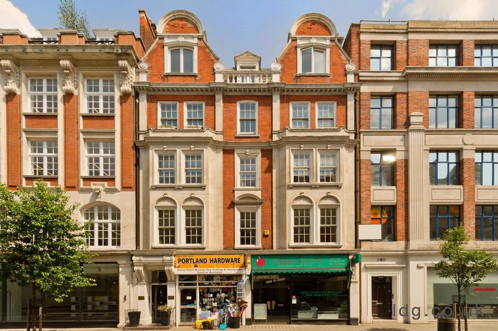 Great Portland Street, Marylebone, London, W1