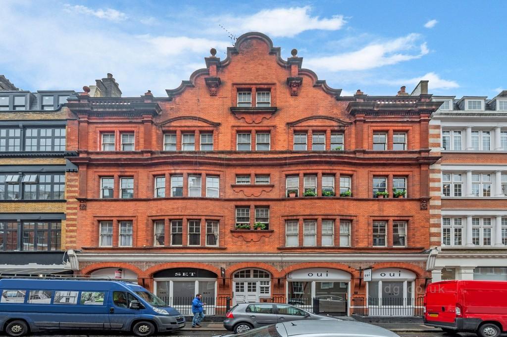 Great Titchfield Street, Fitzrovia, London, W1