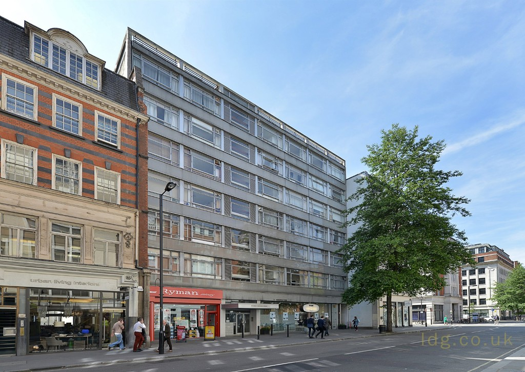 Great Portland Street, Fitzrovia, London, W1