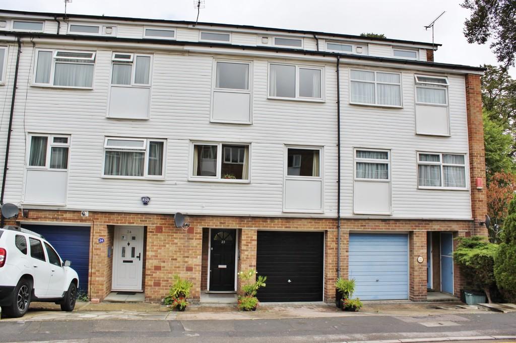 Ashdon Close, Woodford Green