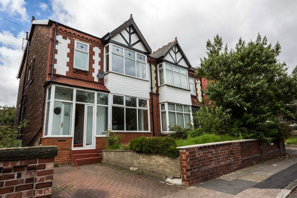 4 Bed Semi-detached House To Rent - Main Image