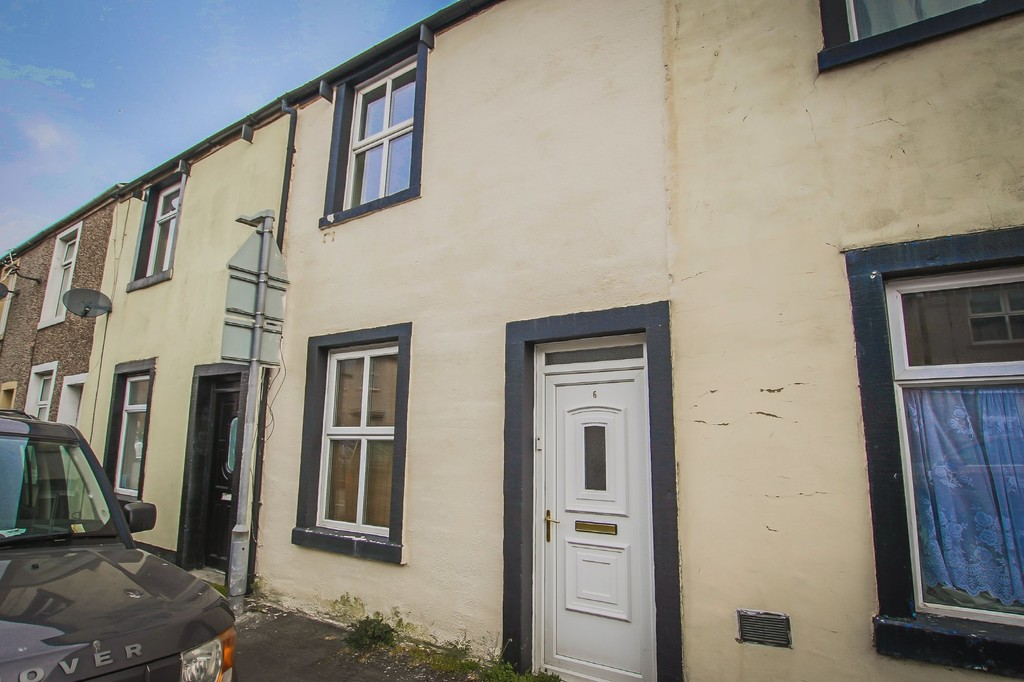 2 Bed Mid Terraced House To Rent - Main Image