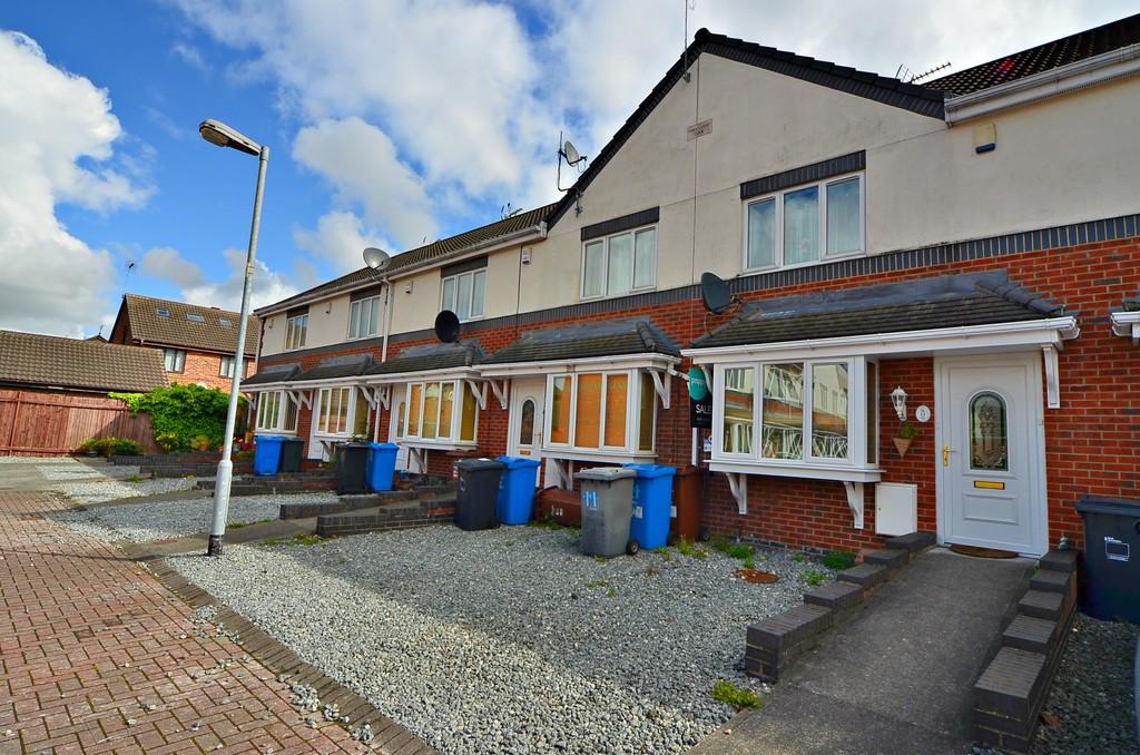 properties to buy hull, Tara Court, Terraced