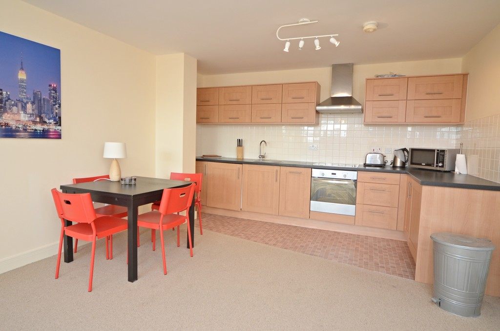 Furnished Spacious Apartment