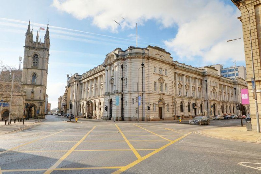 properties to rent hull, City Exchange, Apartment