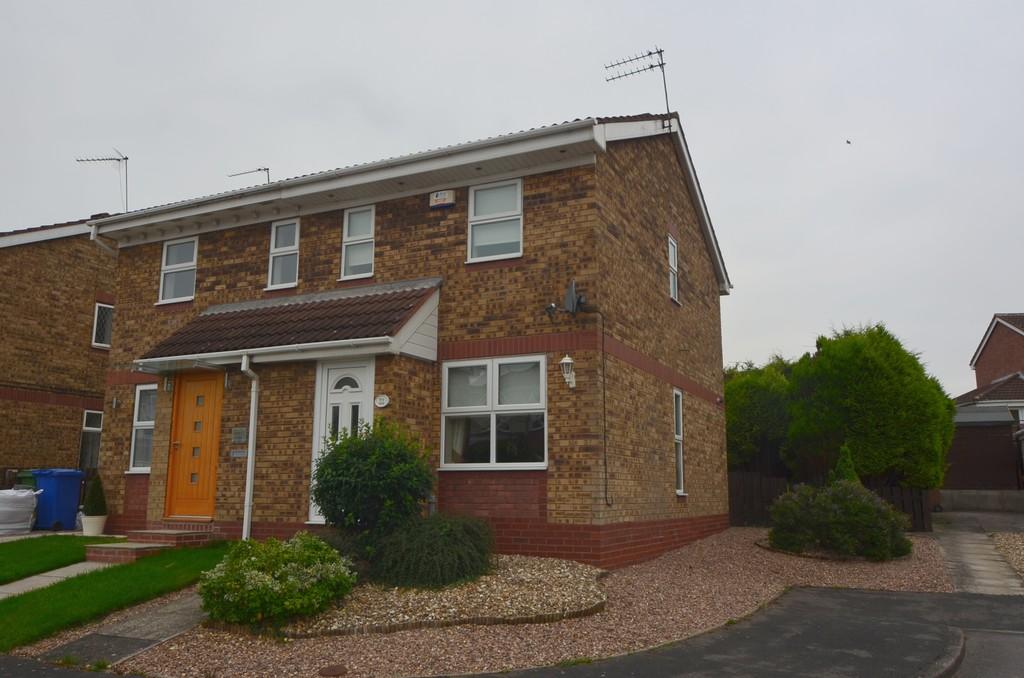 properties to rent hull, Elsham Rise, Semi Detached House