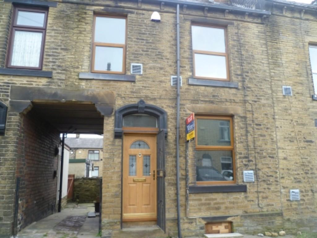 Parrott Street, Bradford