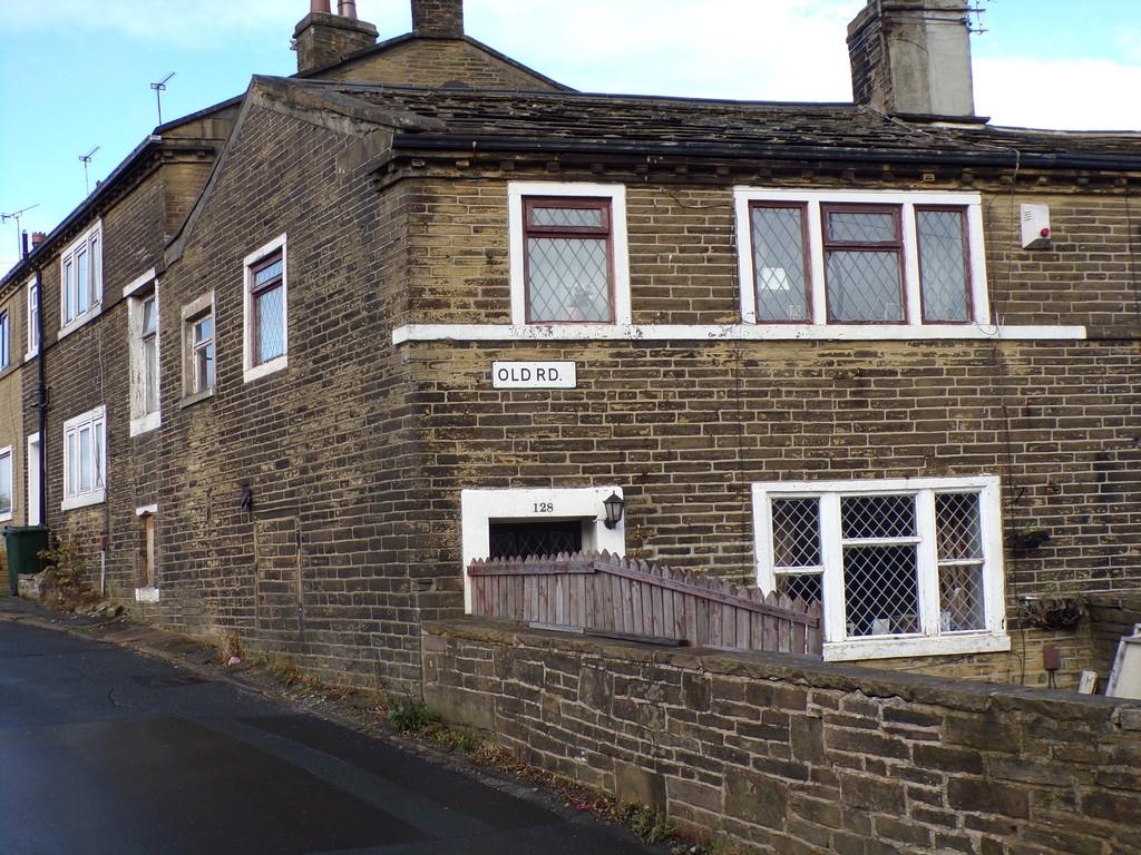 Old Road, Thornton