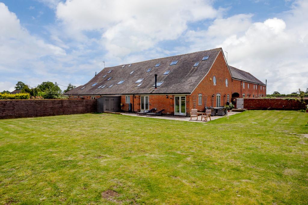 Woodhey Barn
