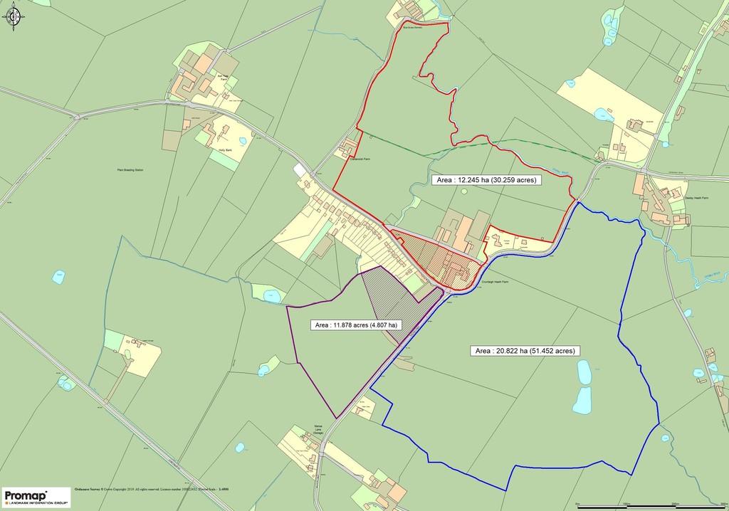51.5 Acres Land at Crumleigh Heath (Lot 2)