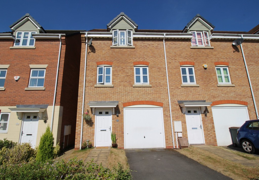 Blanchfort Close, Tile Hill, Coventry – SSTC