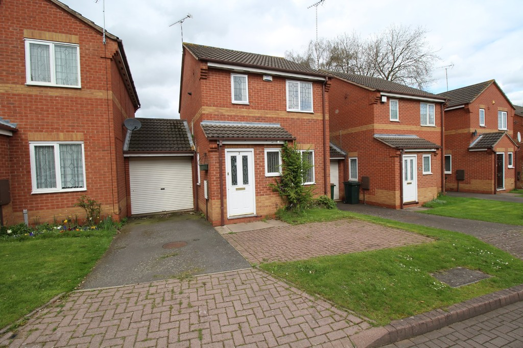 St Nicholas Close, Coventry, West Midlands – SSTC