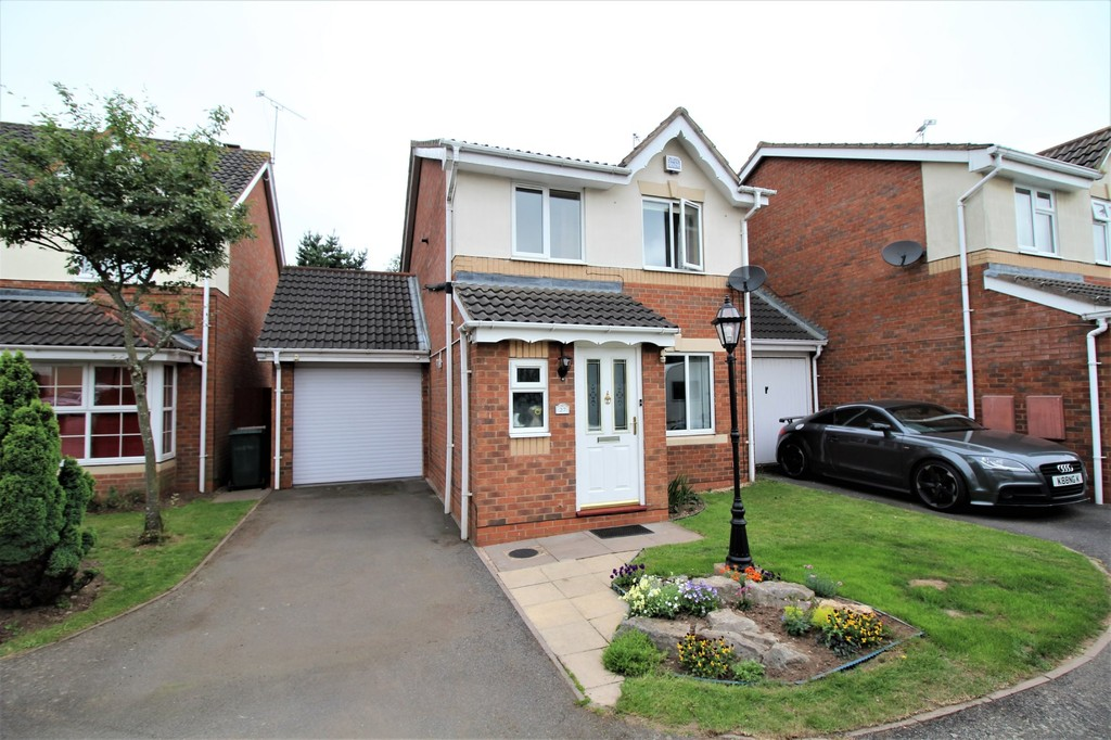 Crown Green, Holbrooks, Coventry – Sold