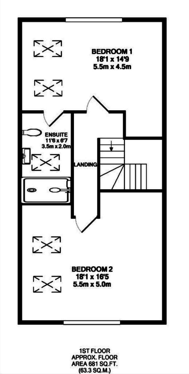 5 Bedroom Detached House, Churton