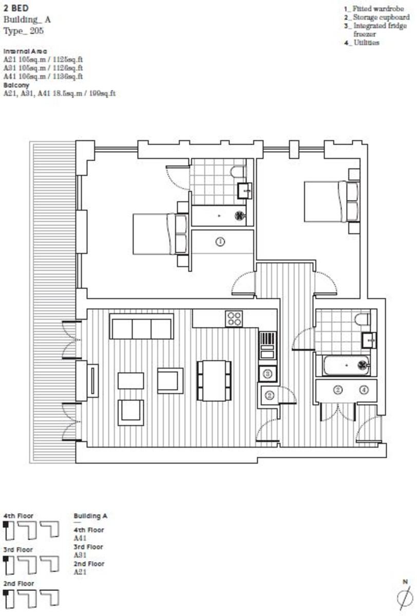 2 Bedroom Apartment / Flat, London