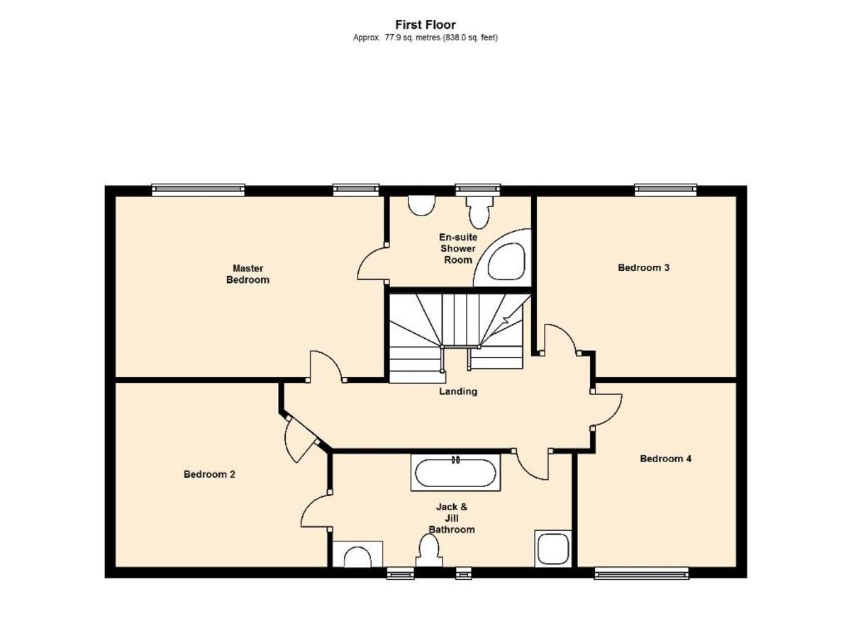 6 Bedroom Detached House, Huntington