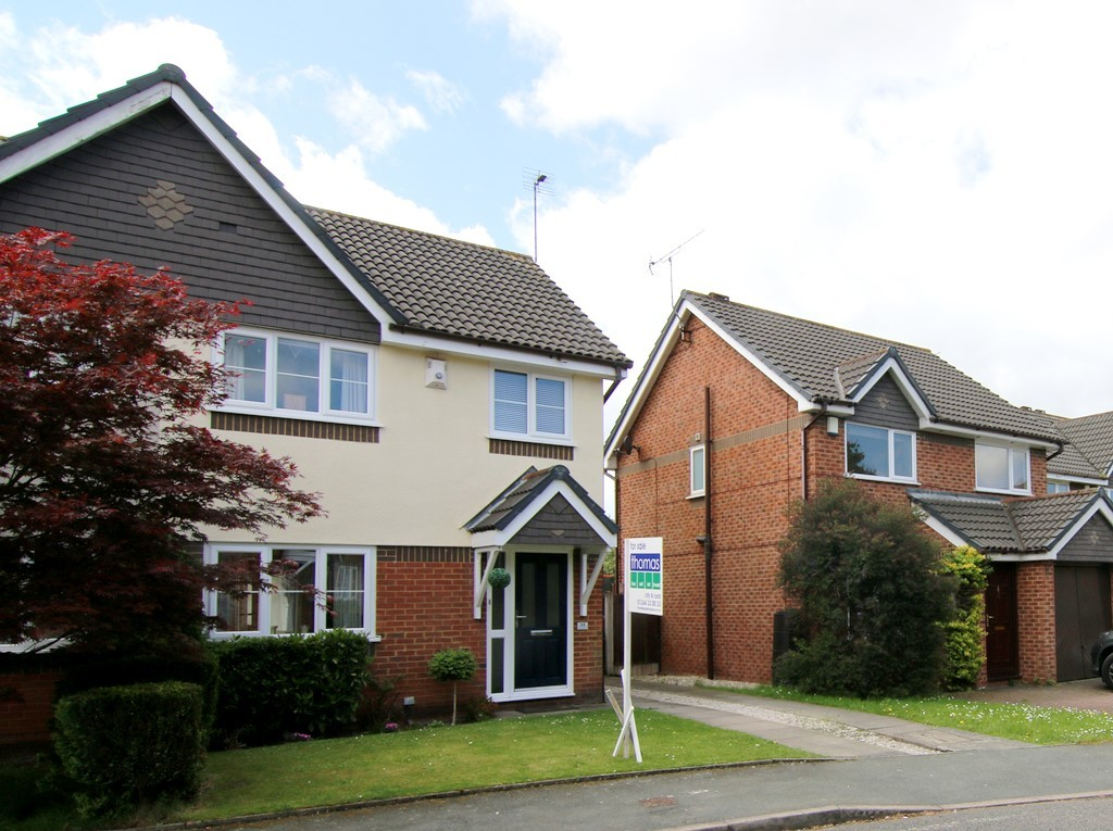 Housesteads Drive, Hoole, Chester, CH2