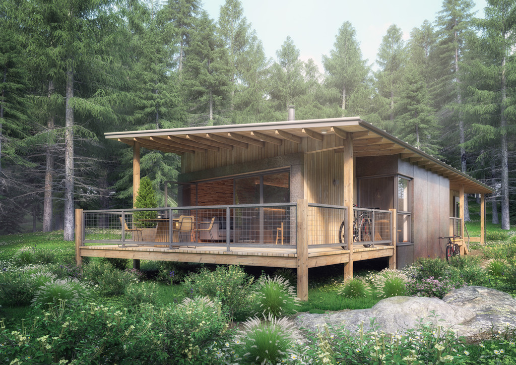2 Bedroom Lodge Investment, South Wales