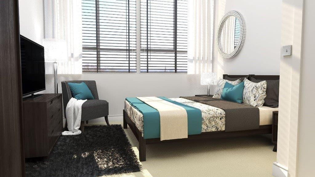 2 Bedroom , Manchester