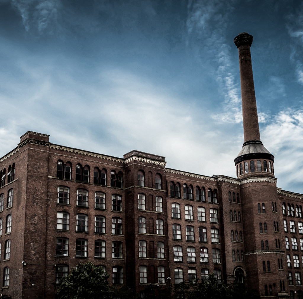 Signature Mill,Lower Vickers Street,Manchester