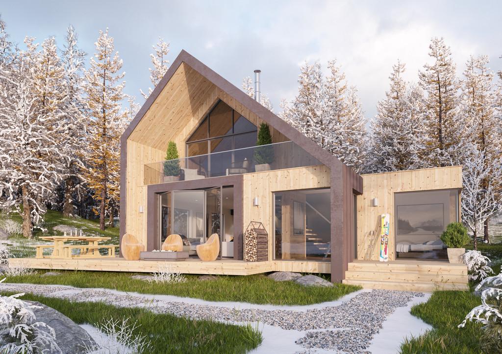 2 Bedroom Lodge Investment, Pwllheli
