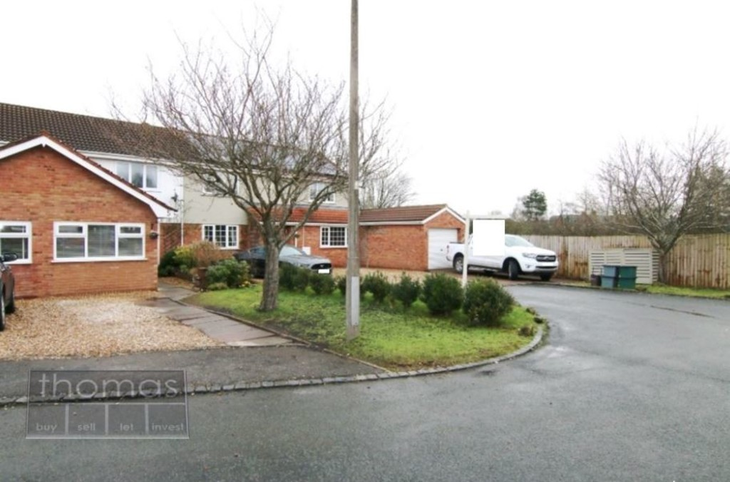 Coltsfoot Close, Huntington, Chester, CH3