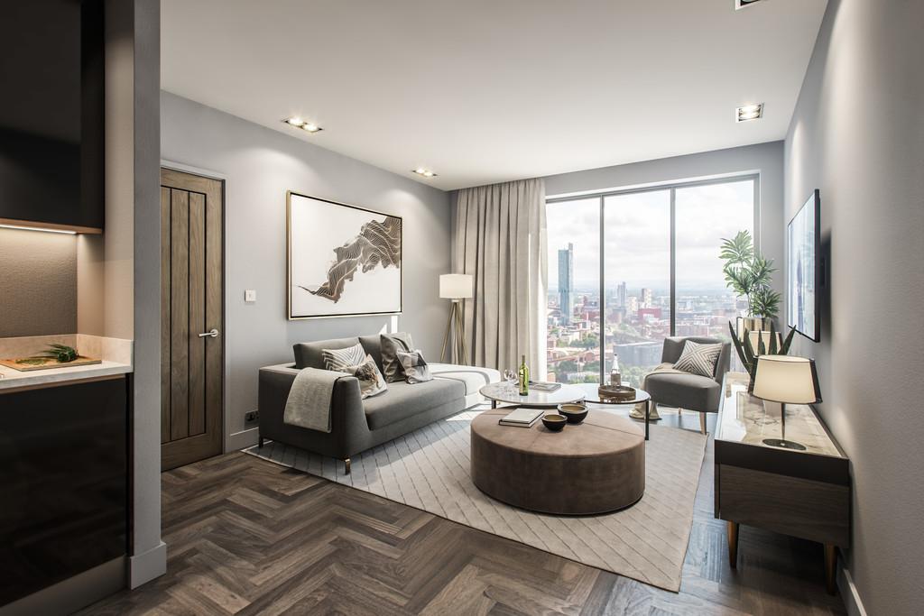 1 Bedroom Apartment, Salford