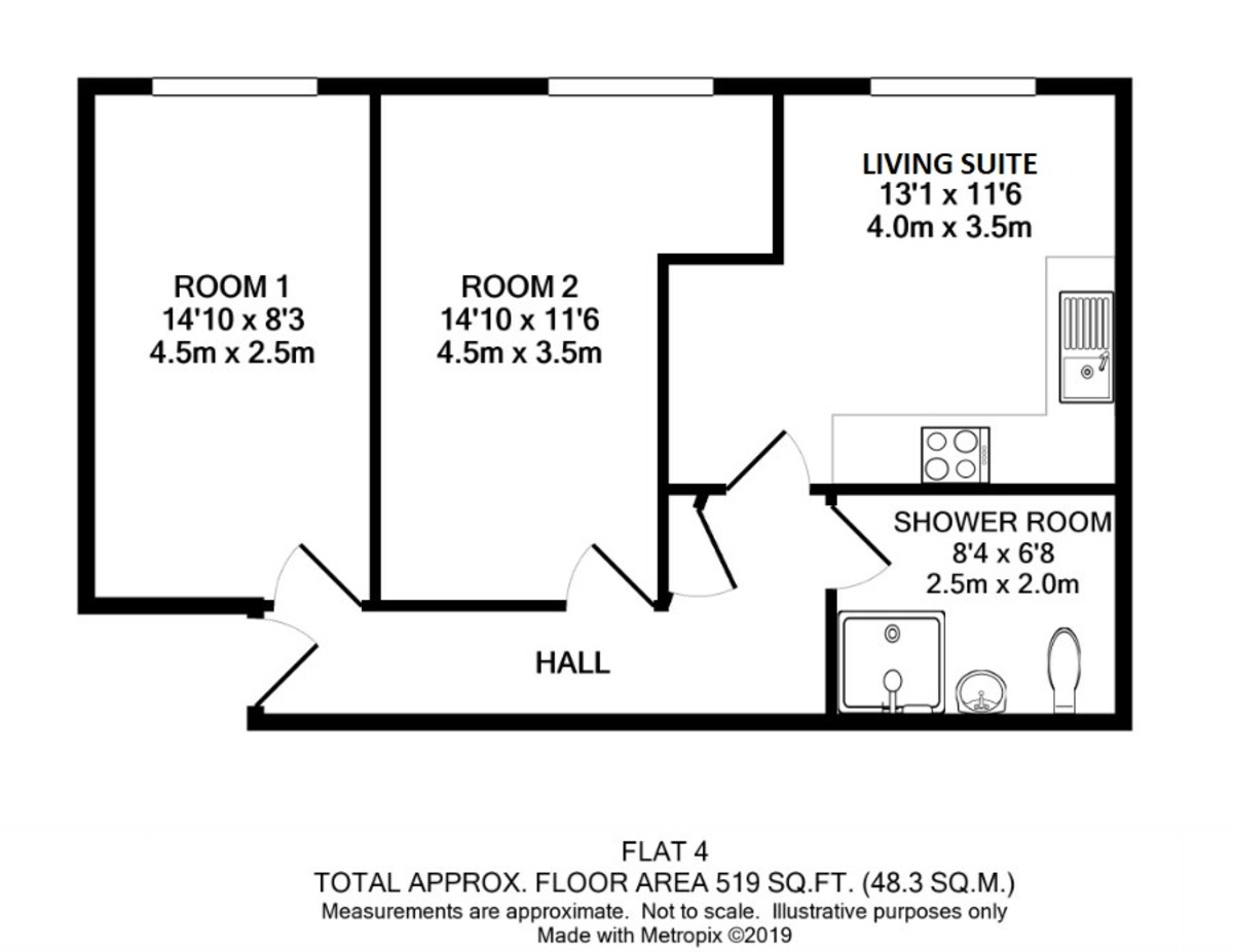 21 Bedroom Investment Property, Chester