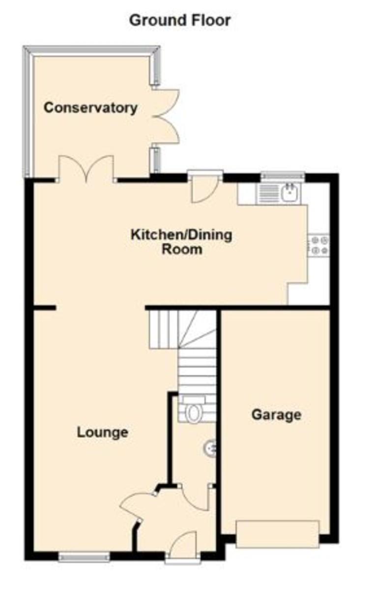 4 Bedroom Detached House, Saighton