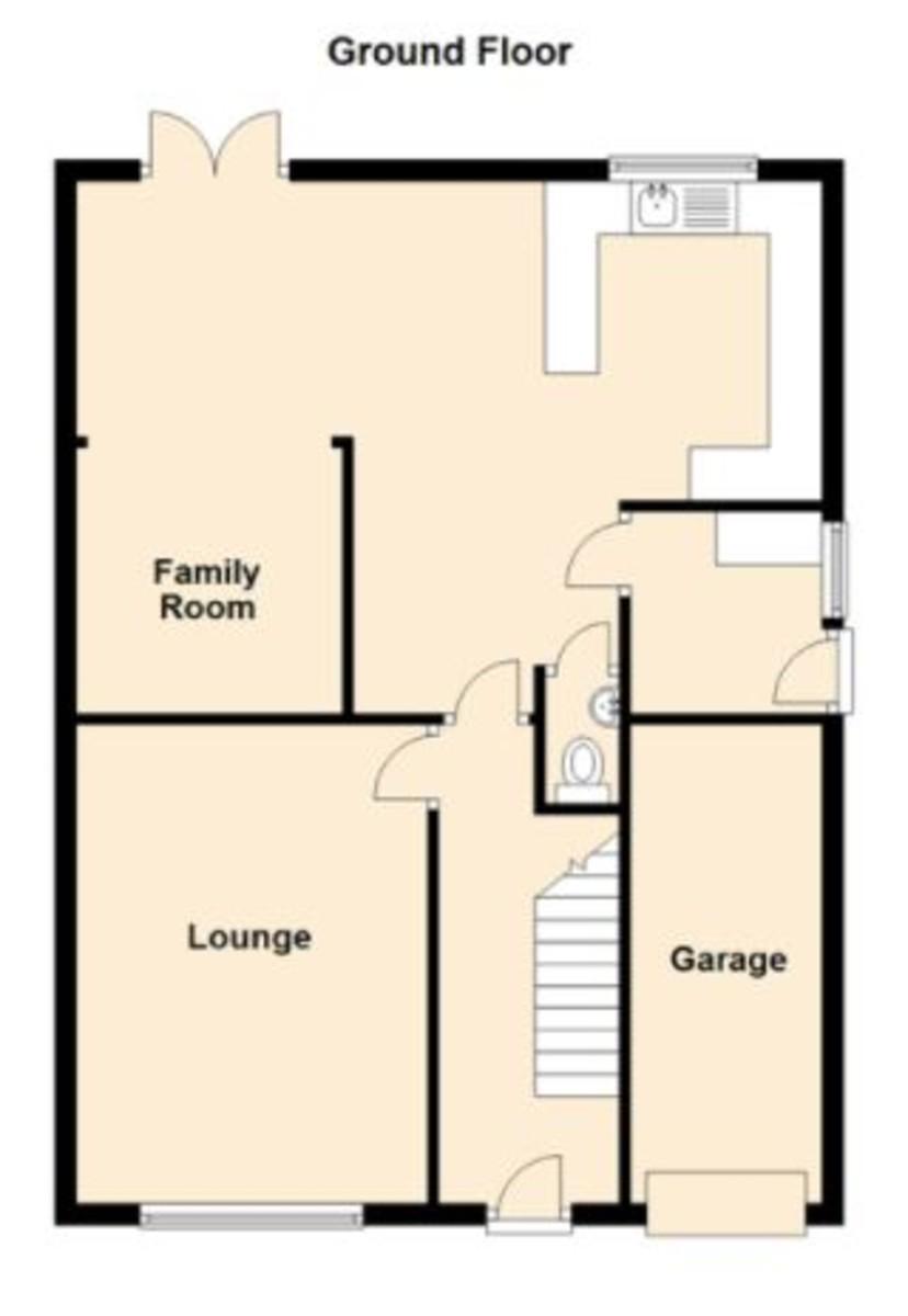 3 Bedroom Semi-Detached House, Broughton