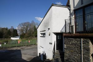 Upper Workshop Flat, Bank Road, Bowness-on-Windermere, Cumbria, LA23 2JW