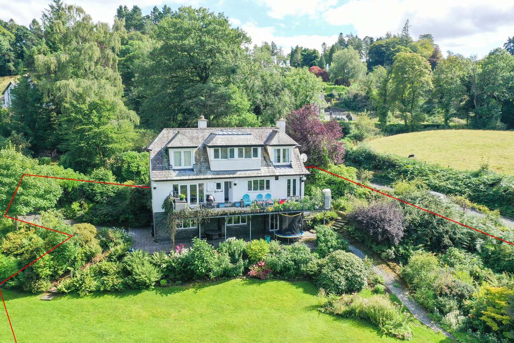 Brackenrigg Lodge, Windy Hall Road, Bowness On Windermere, Cumbria, LA23 3HY
