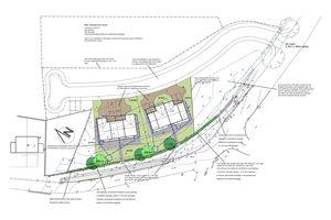 Building Land at Holme Lane, Allithwaite, Grange-over-Sands, Cumbria, LA11 7QD.